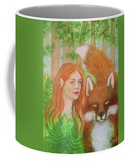 Foxy Faery Coffee Mug