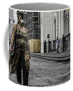 Foxy Lady, New Orleans, Louisiana Coffee Mug