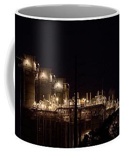 Fpl Natural Gas Power Plant  Coffee Mug