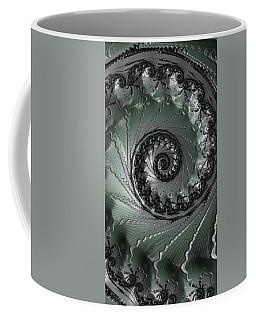 Fractal 039 Coffee Mug by Bill Owen