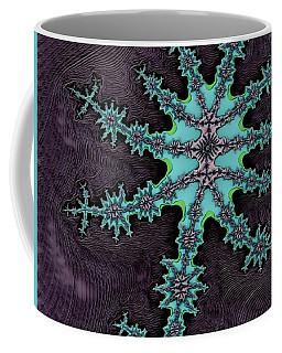 Fractal Abstract 28 Coffee Mug