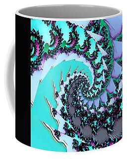 Fractal Abstract 40 Coffee Mug