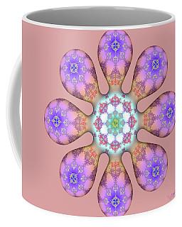 Fractal Blossom 2 Coffee Mug