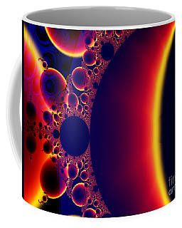 Fractal Galaxy Sunset  Coffee Mug