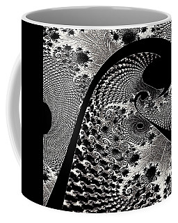 Fractal Japonica Coffee Mug