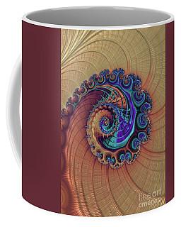 Fractal, Pattern, Kaleidoscope, Art Coffee Mug