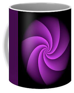 Fractal Rose Coffee Mug