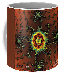 Fractal Swirls Coffee Mug