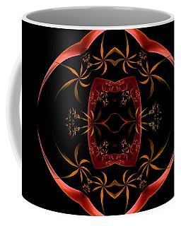 Fractal Symmetry Coffee Mug