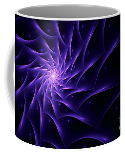 Fractal Web Coffee Mug