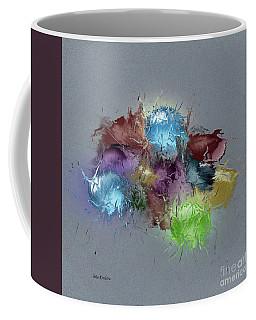 Fractured Bouqet 1 Pc Coffee Mug