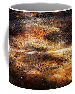 Fractured Coffee Mug