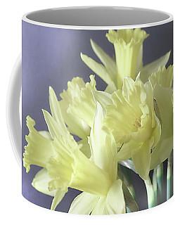 Fragile Daffodils Coffee Mug