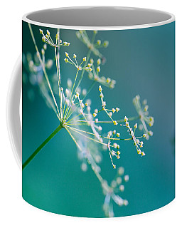 Fragile Dill Umbels Coffee Mug