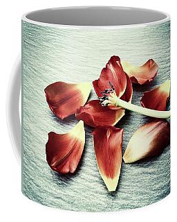 Fragile Coffee Mug by Karen Stahlros