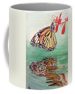 Fragile Reflection Coffee Mug
