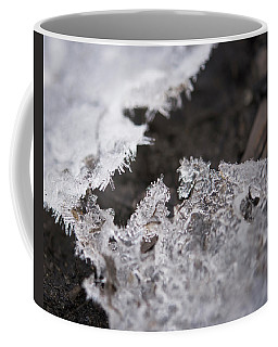 Fragmented Ice Coffee Mug