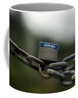 Fragments Of Life Coffee Mug