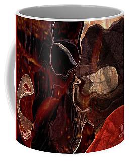 Fragments Of Memory Coffee Mug