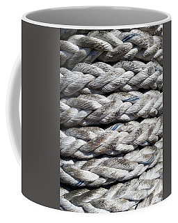 Fragments Of Time - Battleship Series 024 Coffee Mug