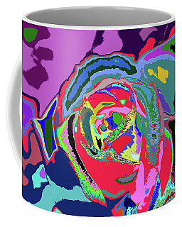 Fragrance Of Color  Coffee Mug