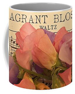 Fragrant Blossoms Coffee Mug