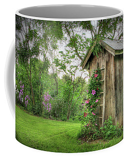 Fragrant Outhouse Coffee Mug