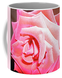 Coffee Mug featuring the photograph Fragrant Rose by Marie Hicks