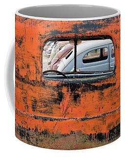 Framed Antiques Coffee Mug