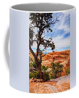 Framed Arch Coffee Mug