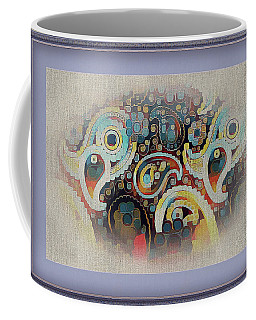 Framed Fantasy Coffee Mug