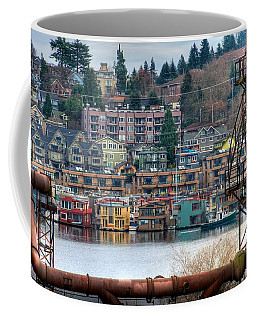 Framed In Seattle Coffee Mug