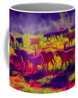 Franca Cattle 1 Coffee Mug