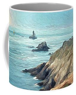France - La Pointe Du Raz Coffee Mug