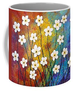 Frangipani Explosion Coffee Mug