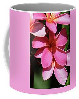 Frangipani Coffee Mug by Mini Arora