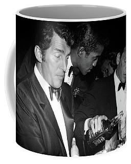 Frank Sinatra Drank American Whiskey His Way Coffee Mug