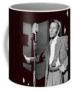 Frank Sinatra William Gottlieb Photo Liederkranz Hall New York City 1947-2015 Coffee Mug
