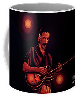 Frank Zappa 2 Coffee Mug by Paul Meijering