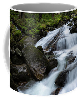 Coffee Mug featuring the photograph Frankbach,  by Andreas Levi
