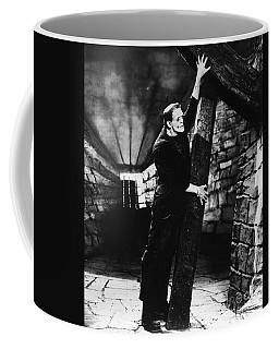 Frankenstein Boris Karloff Classic Film Image  Coffee Mug