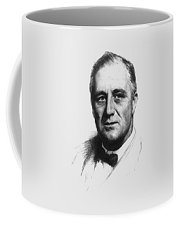 Franklin Roosevelt Coffee Mug