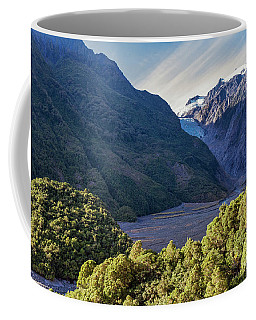 Franz Josef, New Zealand Coffee Mug