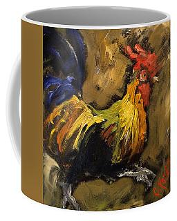 Frazzled Coffee Mug by Carole Foret