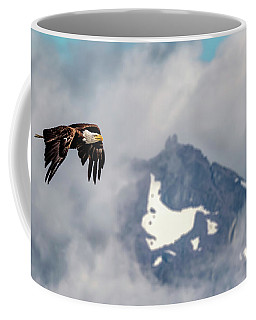 Freedom In Seabeck, Wa Coffee Mug