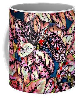 Coffee Mug featuring the digital art Freckle Face by Pennie  McCracken