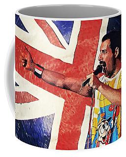 Freddie Mercury Coffee Mug