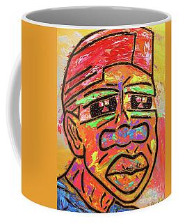 Freddy Freeloader Freeloading Coffee Mug