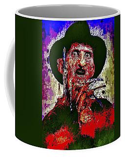 Freddy Krueger Coffee Mug