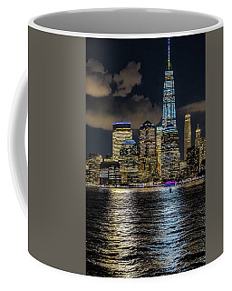 Fredoom Tower Nyc Coffee Mug